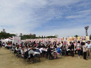 とことん女性に特化した女性のためのラーメンイベント『ラーメン女子博IN大阪』が大阪初開催!
