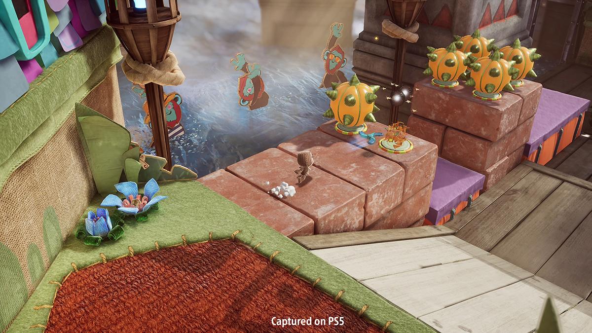 『リビッツ!ビッグ・アドベンチャー』 (C)Sony Interactive Entertainment Europe. Developed by Sumo Digital.