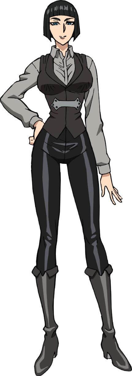 ヴィルマ・ソーン (CV.井上麻里奈)ナイフ投げの達人。過去の出来事から、自動人形に強い憎しみを持っている。