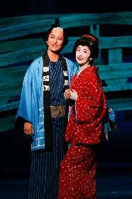 宝塚歌劇団月組新トップコンビ月城かなと・海乃美月お披露目公演が博多座で開幕