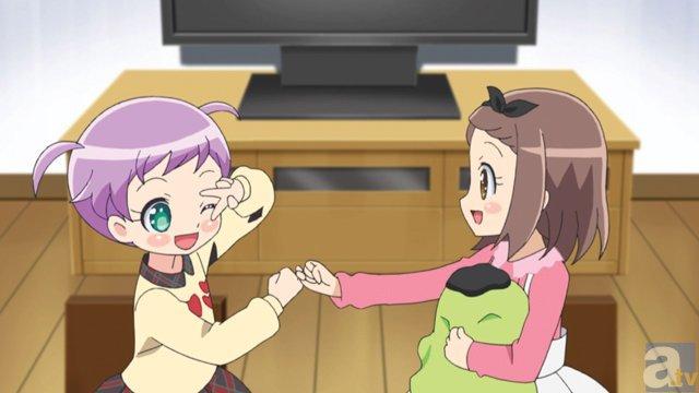 テレビアニメ『プリパラ』第71話より先行場面カット到着