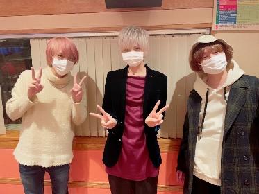 Hey! Say! JUMP伊野尾慧&八乙女光、まふまふとラジオで初共演 3ショットカットも公開に