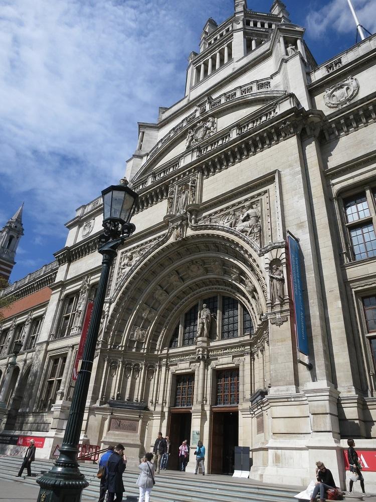 「ヴィクトリア&アルバート博物館」 画像提供:荒川 裕子