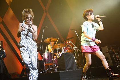 相川七瀬、恒例の『七瀬の日』ライブに中村あゆみがサプライズで登場