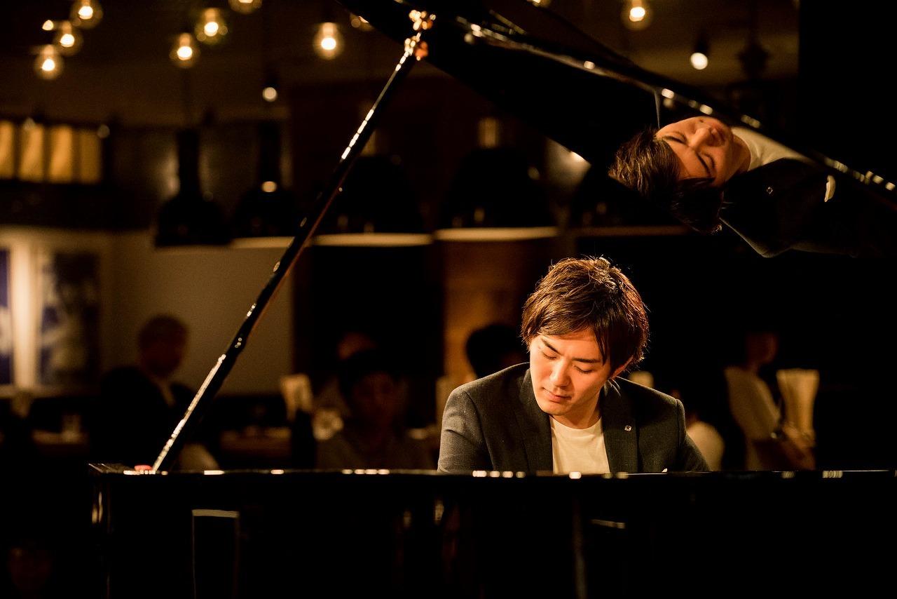 米津真浩(ピアノ)