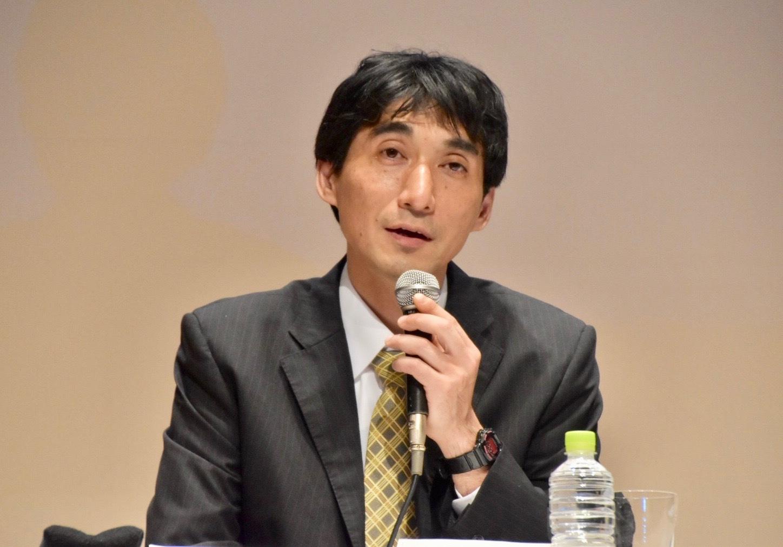 本展を企画担当した横浜美術館 主任学芸員の松永真太郎氏