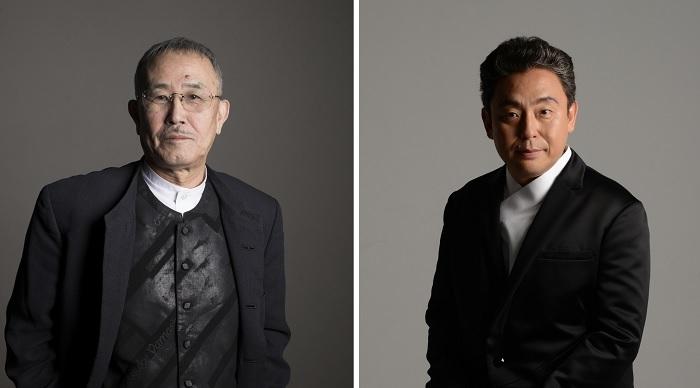 (左から)山下洋輔((C)Akihiko Sonoda)、横山幸雄((C)斉藤 亢)