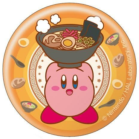 九州「福岡博多ラーメン」缶バッチ