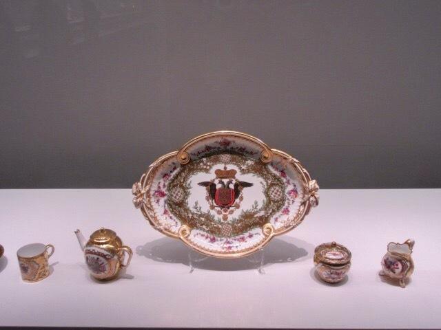 「リボンのディシュネ」、別称「パーヴェル・ペトロヴィケのキャバレ」 1772-1773年