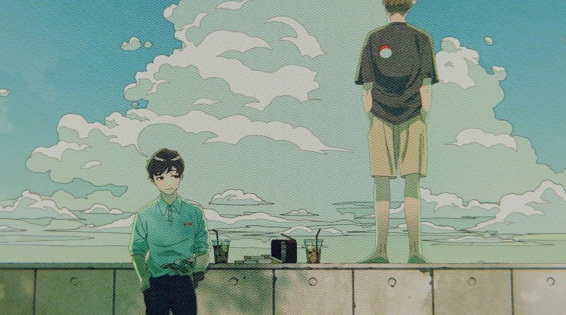 ヨルシカ「老人と海」Inspired Movie by DMYM/No.734(OTOIRO)