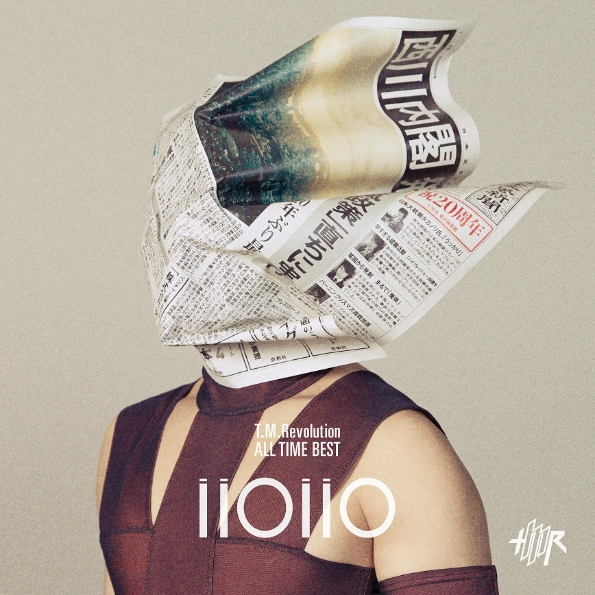 T.M.Revolution『2020 -T.M.Revolution ALL TIME BEST-』通常盤