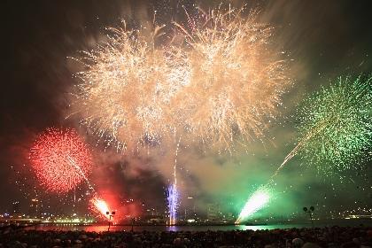 平成最後の夏『第30回なにわ淀川花火大会』が今年も開催! DJブース、フードエリアなどが更に充実した内容に