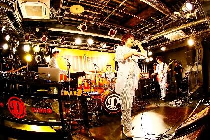 DISH//、300名限定プレミアムライブで新曲「Starting Over」をライブ初披露