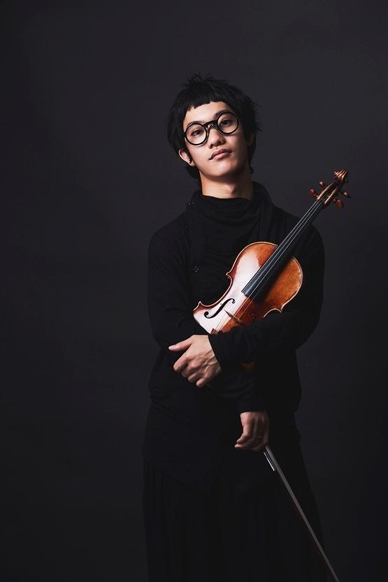 福⽥廉之介(ヴァイオリン)
