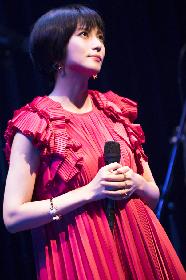 柴咲コウ、2日間だけのプレミアムライブ公式レポート「今回、ここで歌うことができて幸せです」