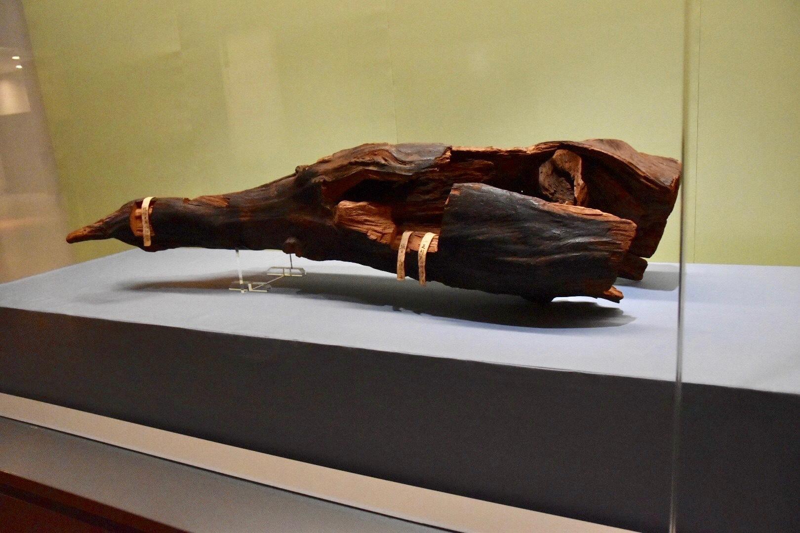 正倉院宝物《黄熟香》 東南アジア 正倉院蔵 通期展示