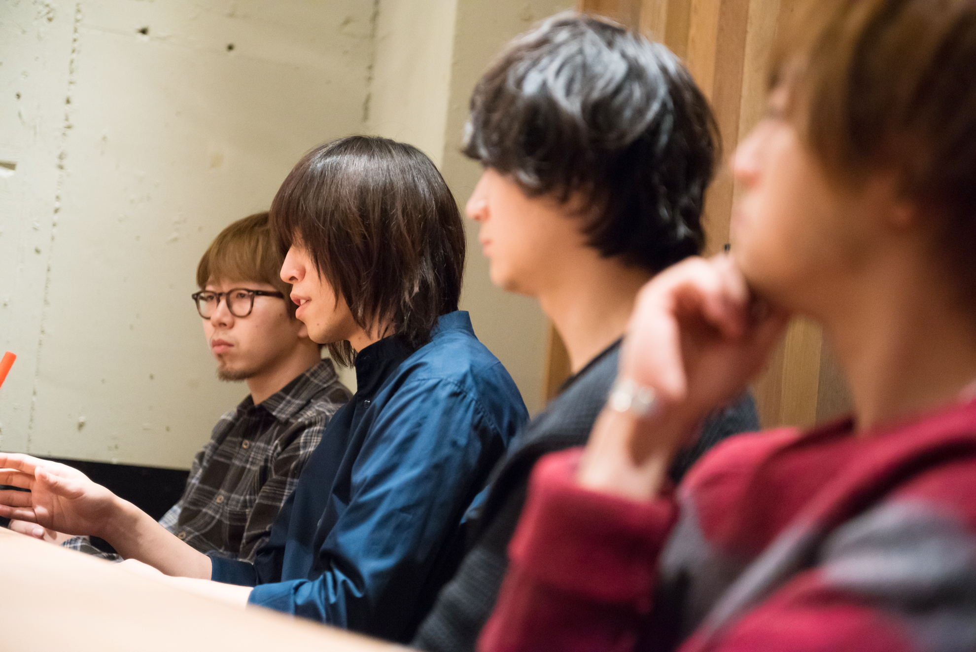 androp  Photo by Takahiro Kikuchi