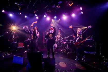 MUCC逹瑯のMC番組が初のオンラインライブで中島卓偉、柩(NIGHTMARE)、フジ(ゲーム実況者わくわくバンド)、足立房文(ex.フジファブリック)ら共演