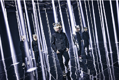 MAN WITH A MISSION、新曲「Merry-Go-Round」のミュージックビデオをYouTubeプレミア公開へ 当日はメンバーもチャット参加
