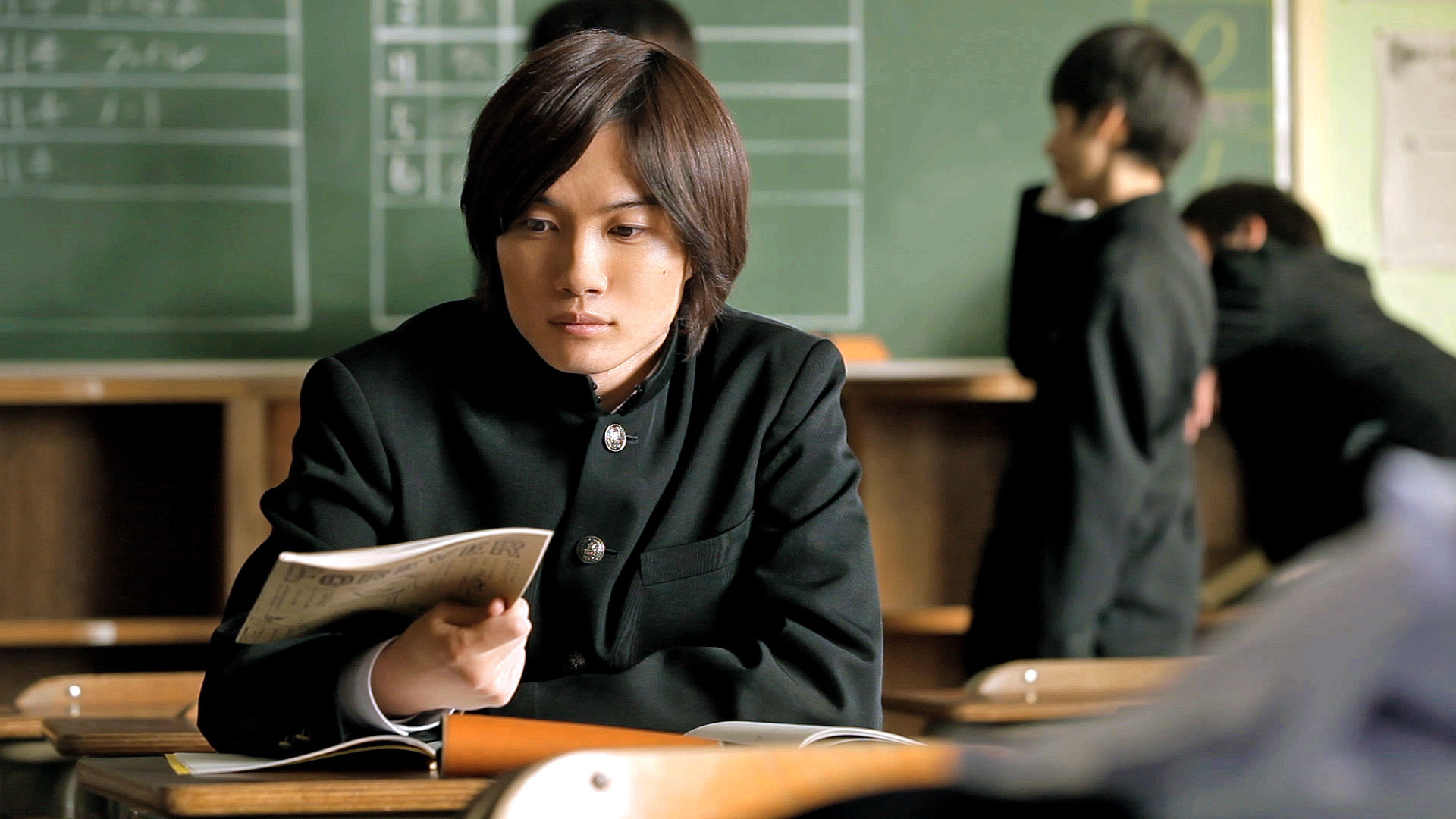 (C) 2017 Tales of CHIGASAKI film committee