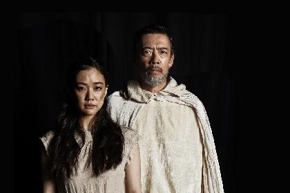 2018年1月に栗山民也版『アンチゴーヌ』の上演決定、蒼井優、生瀬勝久ら実力派キャストが悲劇に挑む