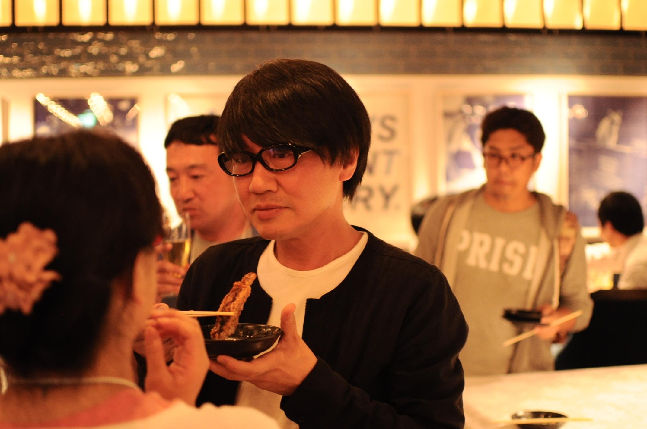 鹿野淳  Photo by Taiyo Kazama