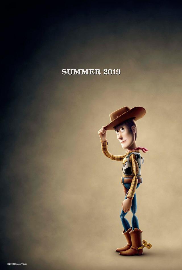 ウッディ (C)2019 Disney/Pixar. All Rights Reserved.