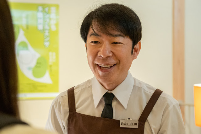 ダンディ坂野 (C)モリエサトシ・講談社/フジテレビジョン
