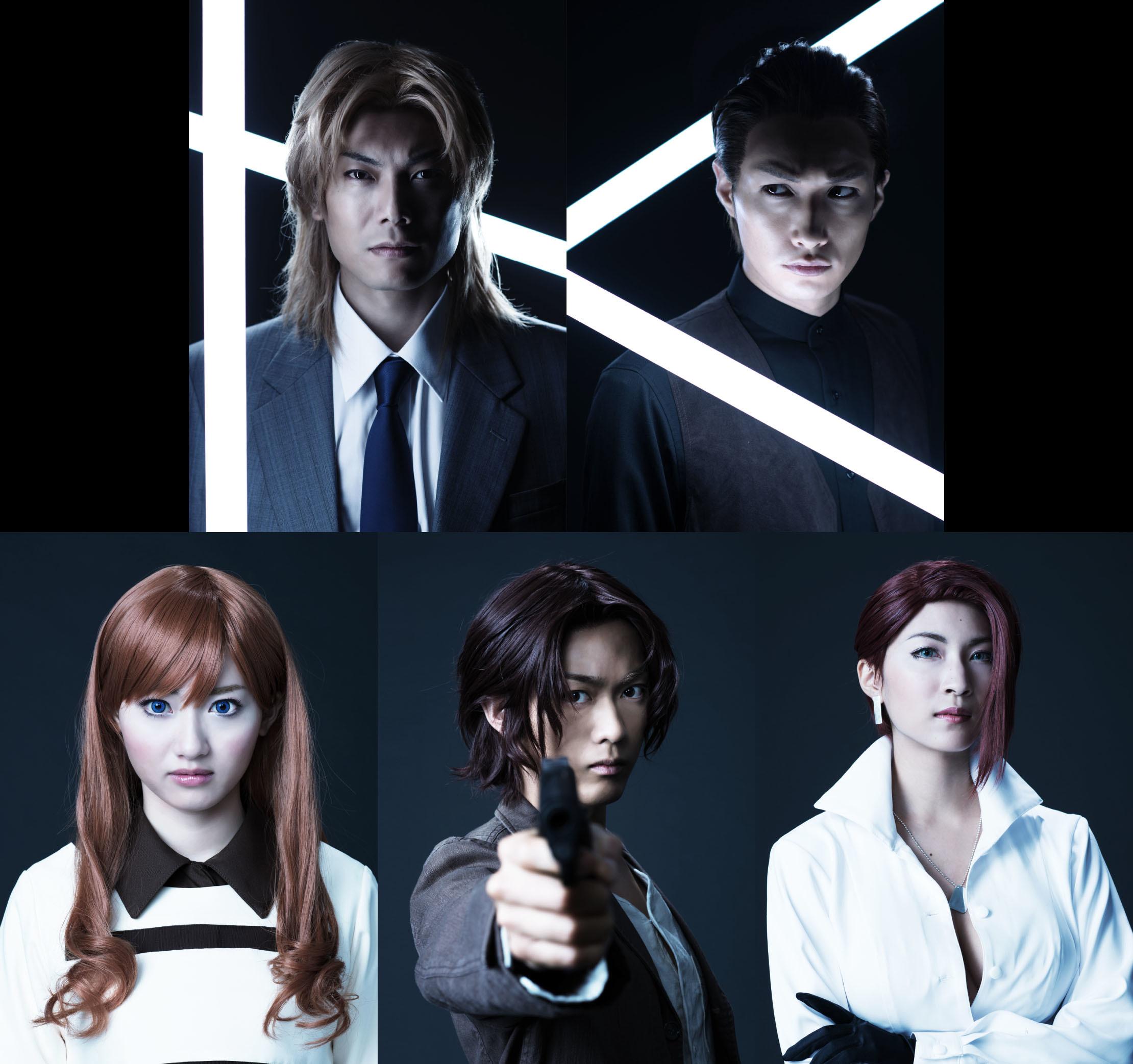 5キャラが発表された「攻殻機動隊ARISE:GHOST is ALIVE」 ©士郎正宗・Production I.G/講談社・「攻殻機動隊ARISE」製作委員会