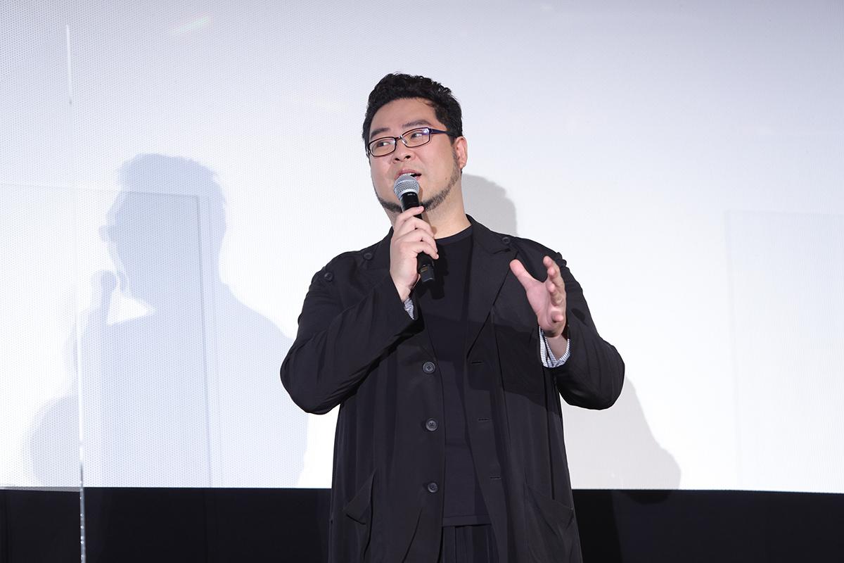 レイモンド・ケイン役 落合福嗣 (c)創通・サンライズ