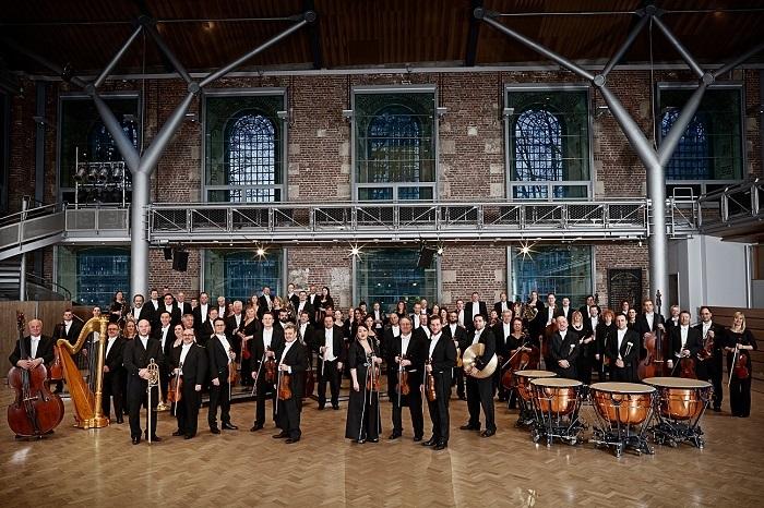 英国最高にして世界屈指のオーケストラ、ロンドン交響楽団 (C)Ranald Mackechnie