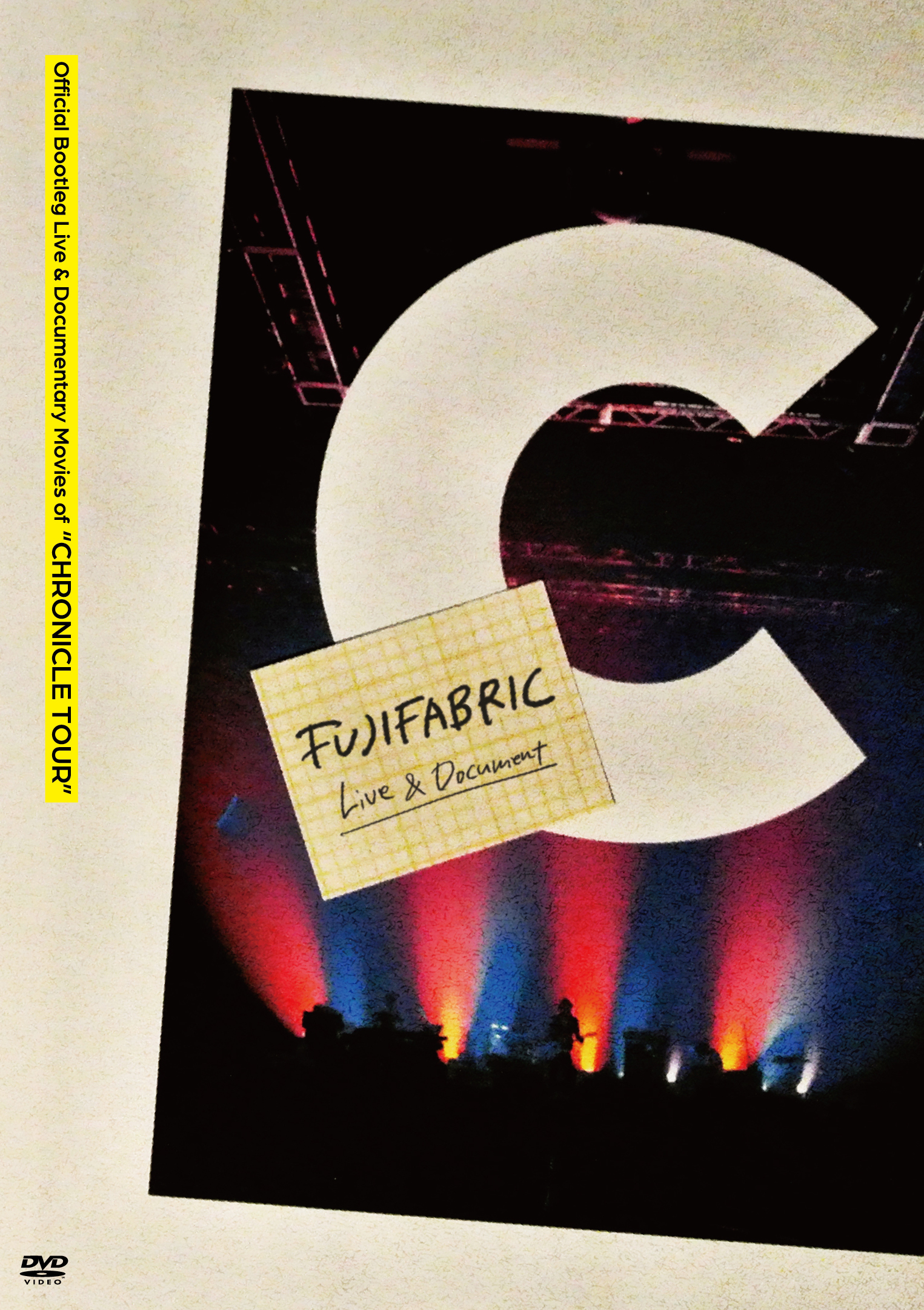 """『Official Bootleg Live & Documentary Movies of """"CHRONICLE TOUR""""』"""