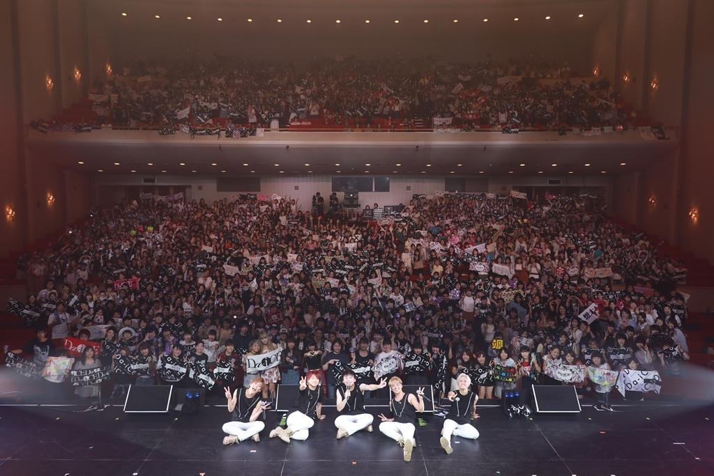『Da-iCE HALL TOUR 2016 -PHASE 5-』