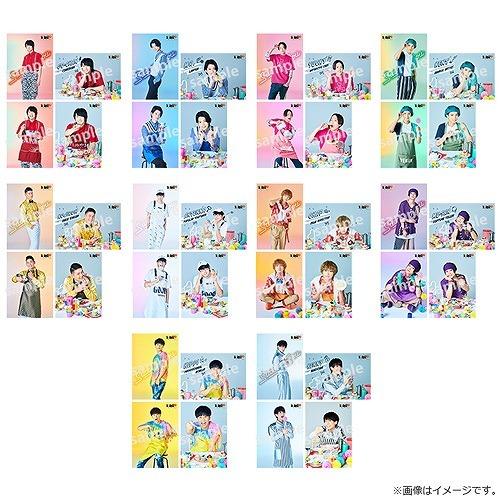 ブロマイドセット(4枚組)  (C)「テレビ演劇 サクセス荘2」製作委員会