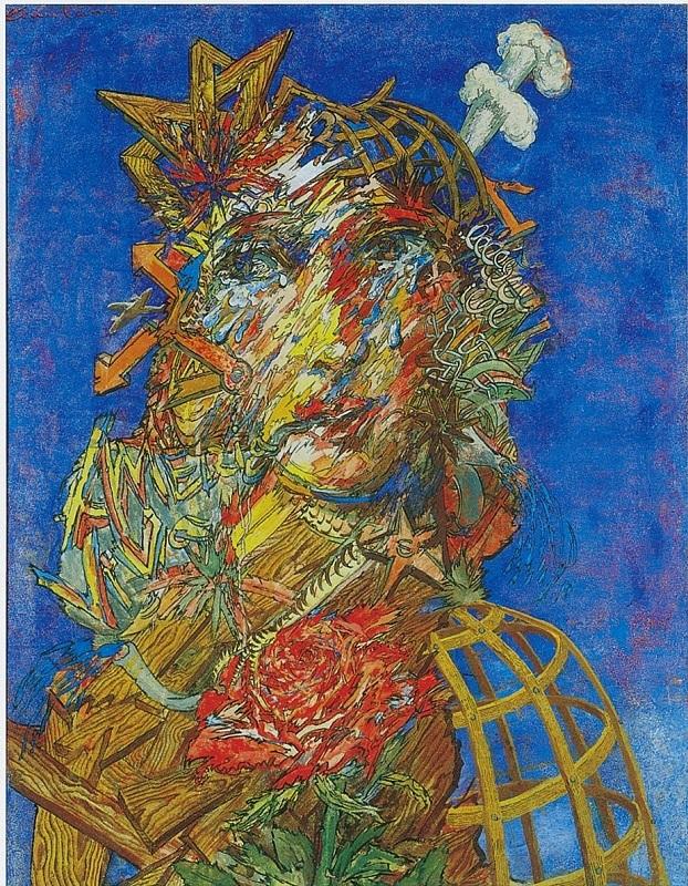 《アンジェラと蒼い空Ⅰ》 1976年