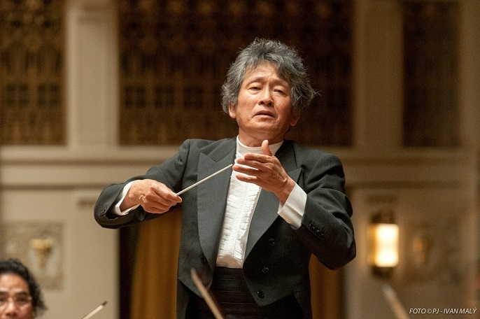 前音楽監督 小泉和裕との音楽作りは楽団員にとって今も刺激的。 (c)Ivan Maly