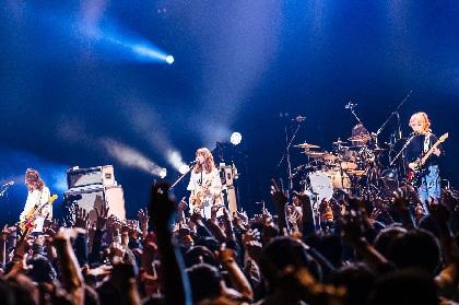 SCANDAL ニューアルバム『HONEY』発売記念フリーライブでアジアツアー開催を発表
