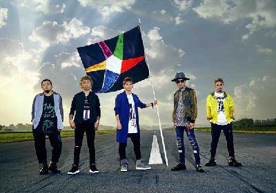FLOW、メンバー5人それぞれの作詞曲収めた新作ミニアルバム詳細発表