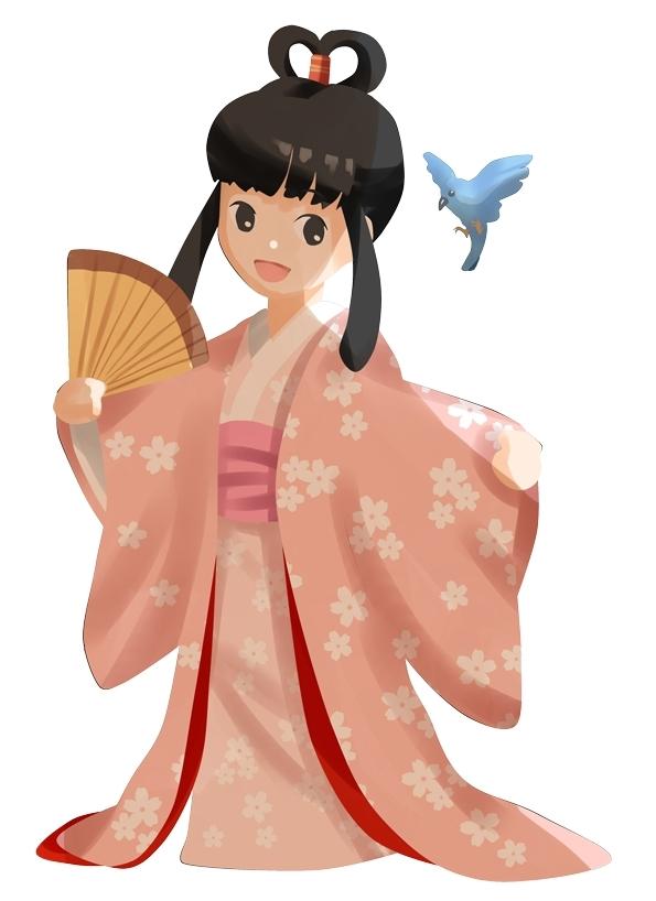 メインキャラクター:弥姫