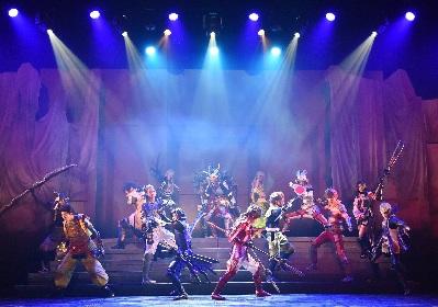 石田三成(沖野晃司)が怪我を負うも出陣 斬劇『戦国BASARA』第六天魔王、初日舞台挨拶