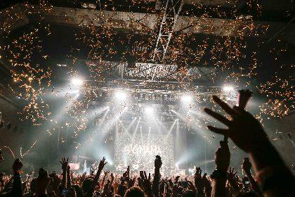 ロック好きによるロック好きのための年越しライブ『GT2017』を写真とレポで振り返る
