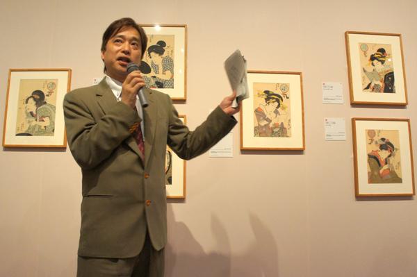 本展監修 東京国立博物館 研究員・松嶋雅人氏
