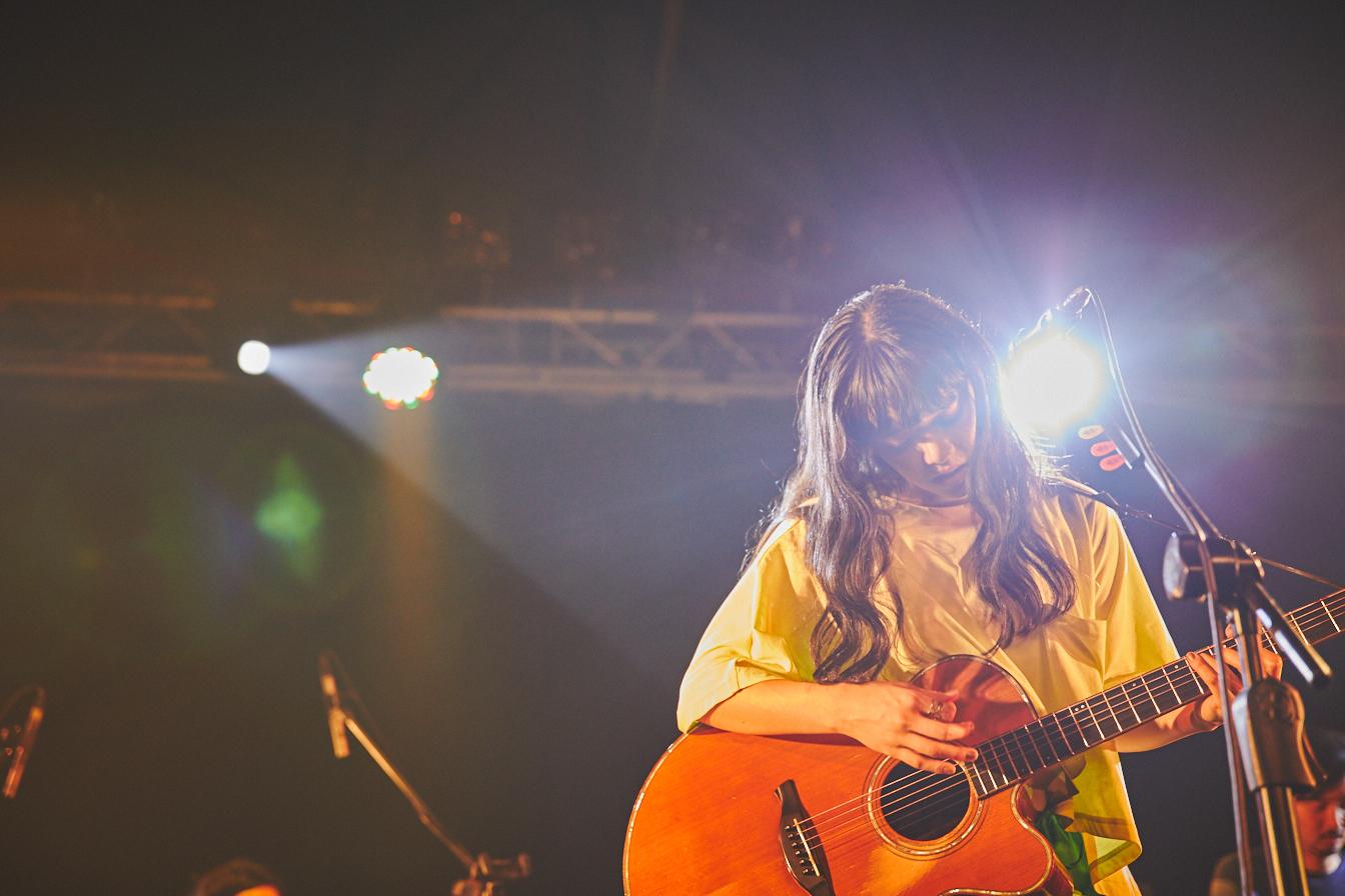 あいみょん(Photo by 井手康郎/鈴木友莉)