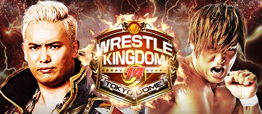 第69代IWGPヘビー級王者・オカダ・カズチカは、飯伏幸太の挑戦を受ける
