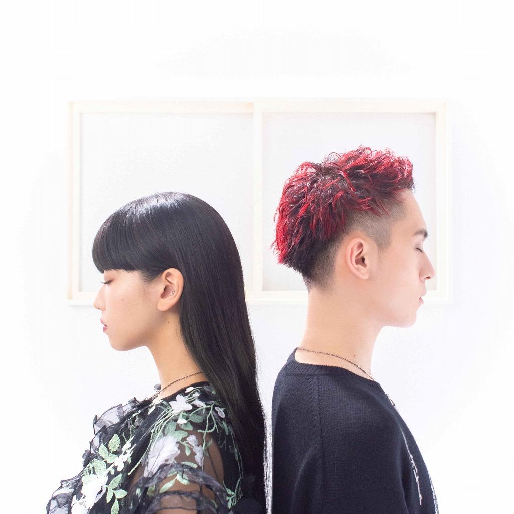 「天気雨 feat. Hina(from FAKY)」ジャケット写真