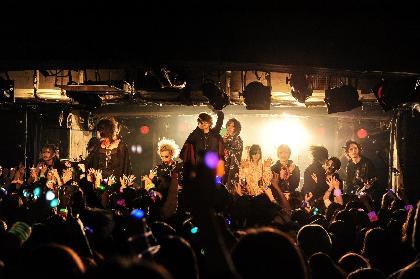 2年ぶり復活・黒ユナイト 主催ツアーファイナル公演オフィシャルレポート到着