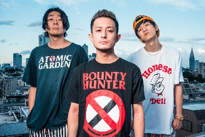 TOTALFAT、東名阪クアトロツアー『PUNISHER'S NIGHT 2021』の開催を発表
