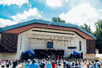 ネクストブレイクの予感漂う8組が大阪城音楽堂に集結『MORNING RIVER SUMMIT 2020』2日目ライブレポート