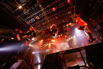 FLOW 新アルバム『TRIBALYTHM』を掲げた全国ツアーが開幕