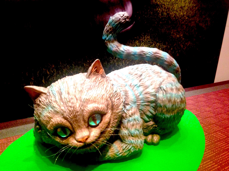 チェシャ猫 @girls Artalk